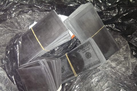 We clean all types of black note or deface note