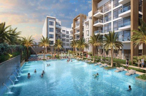 بقسط شهري 812 ألف دينار تملك شقة في دبي على بعد 5 كيلومتر فقط من جزيرة النخلة