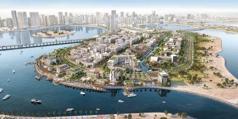 تملك شقة على الجزيرة في شاطئ الشارقة مقابل قسط شهري 520 دولار فقط