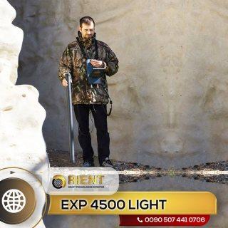 اقوى الاجهزة الالمانية للتنقيب عن الكنوز في العراق  : اي اكس بي 4500 لايت