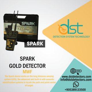 جهاز سبارك الامريكي لكشف الذهب والمعادن