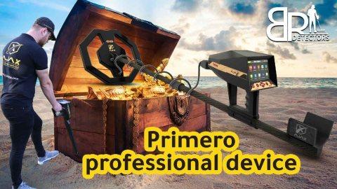 best Gold Detector Primero - Imaging treasures 3D