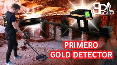 gold detectors Primero - 9 system in one device
