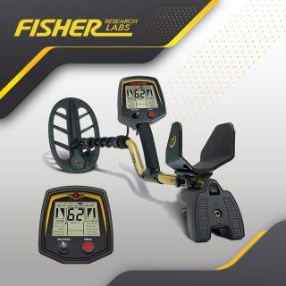 Fisher 75 جهاز البحث عن الذهب الخام و المعادن 2021