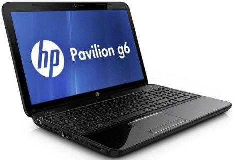 لابتوب ايج بي HP Pavilion G6 جديد مع هدية مجاناً