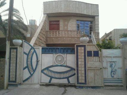 دار للبيع في زيونه محله 716 يتكون من وحدتين سكنيتين