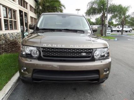 صور Neatly Used 2012 Land Rover Range Rover Sport HSE 1