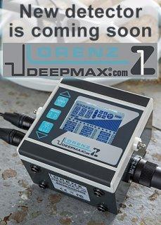 اجهزة الكشف عن الذهب والاثار كونكورد DEEBMAX Z1