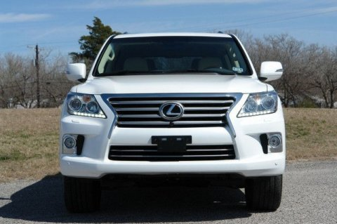 FOR SALE, LEXUS LX 750, 2013 MODEL