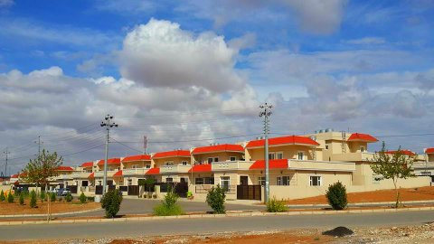 منزل ضمن أرقى المجمعات السكنية في اربيل