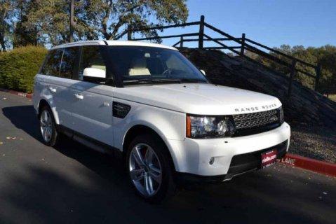أريد أن أبيع بلدي 2013 لاند روفر رينج روفر سبورت سوبر تشارج SUV