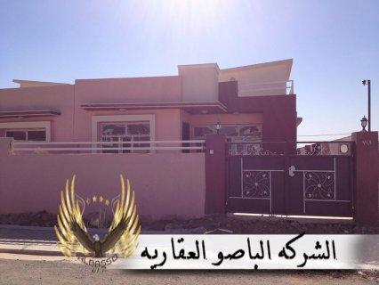 منزل للبيع في شاري زيرين بسعر مغري واقساط مريح (الباصو 075121190