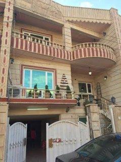 بيت للبيع في عينكاوه بمساحة (150م) _ ثلاث طوابق