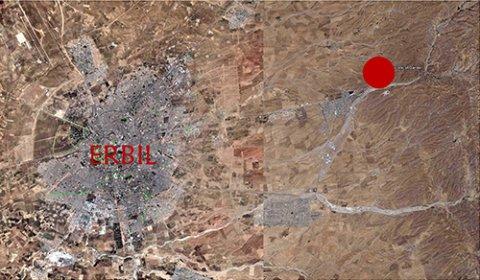 قطعة ارض على شارع المصيف من الباصو07508433333