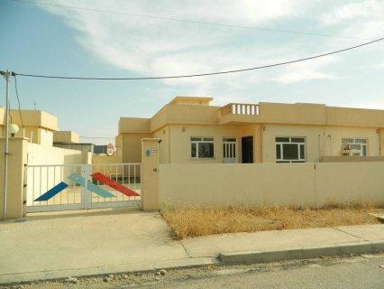 بيت جاهز للسكن في مجمع أشتي سيتي بسعر مناسب جدا