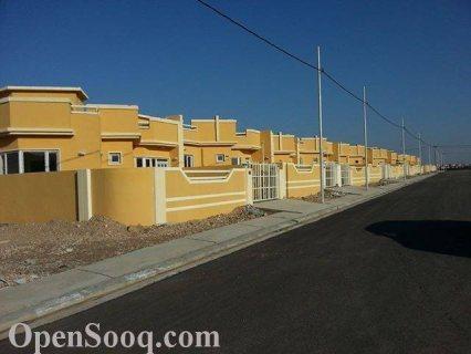 أرخص الاسعار منزل طابق واحد جاهز للسكن ب 60000$