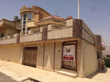 بيت ركن مؤثث للبيع في محافظة دهوك