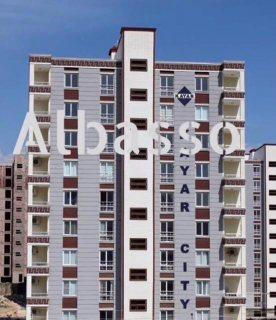 شقة للايجار في مجمع كايار ستي الواقع في مركز مدينة دهوك