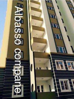 شقة للبيع بالتقسيط في مجمع افرو ستي .