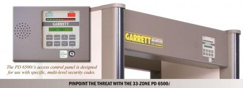 البوابة الامنية  PD 6500i
