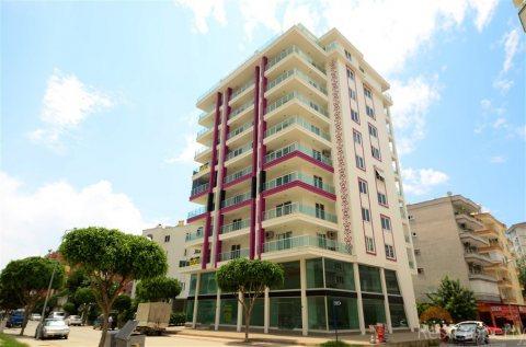 شقة بغرفة نوم في منطقة محمود لار – ألانيا