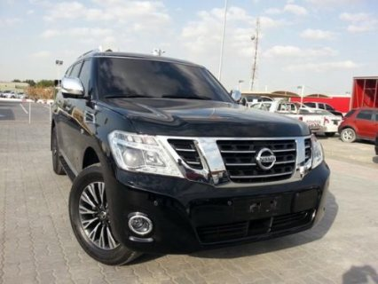 2014 Nissan Patrol le Platinum for sale