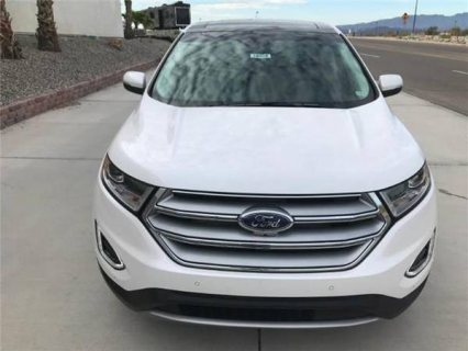 Ford Edge 2018 GULF - Whatsapp +33758786498