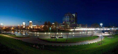 افضل الصور وقت غروب الشمس في بيلاروسيا