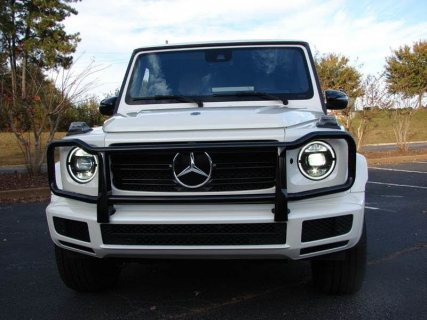 Mercedes Benz G550 2019 - GCC Edition