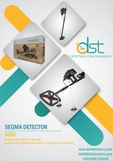 SEGMA 3D GOLD DETECTOR كاشف الكنوز تحت الارض التصويري