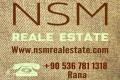 شركة NSM للعقارات في تركيا