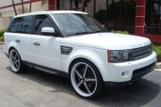 RANG ROVER SPORT SUPER CHARGER, SUV, 2013 MODEL