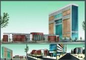 مكاتب فخمة للإيجار في مركز أربيل للأعمال و التجارة