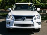 LEXUS LX 570 WHITE GCC 2013
