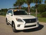 2014 LEXUS LX 570 SUV GULF SPECS