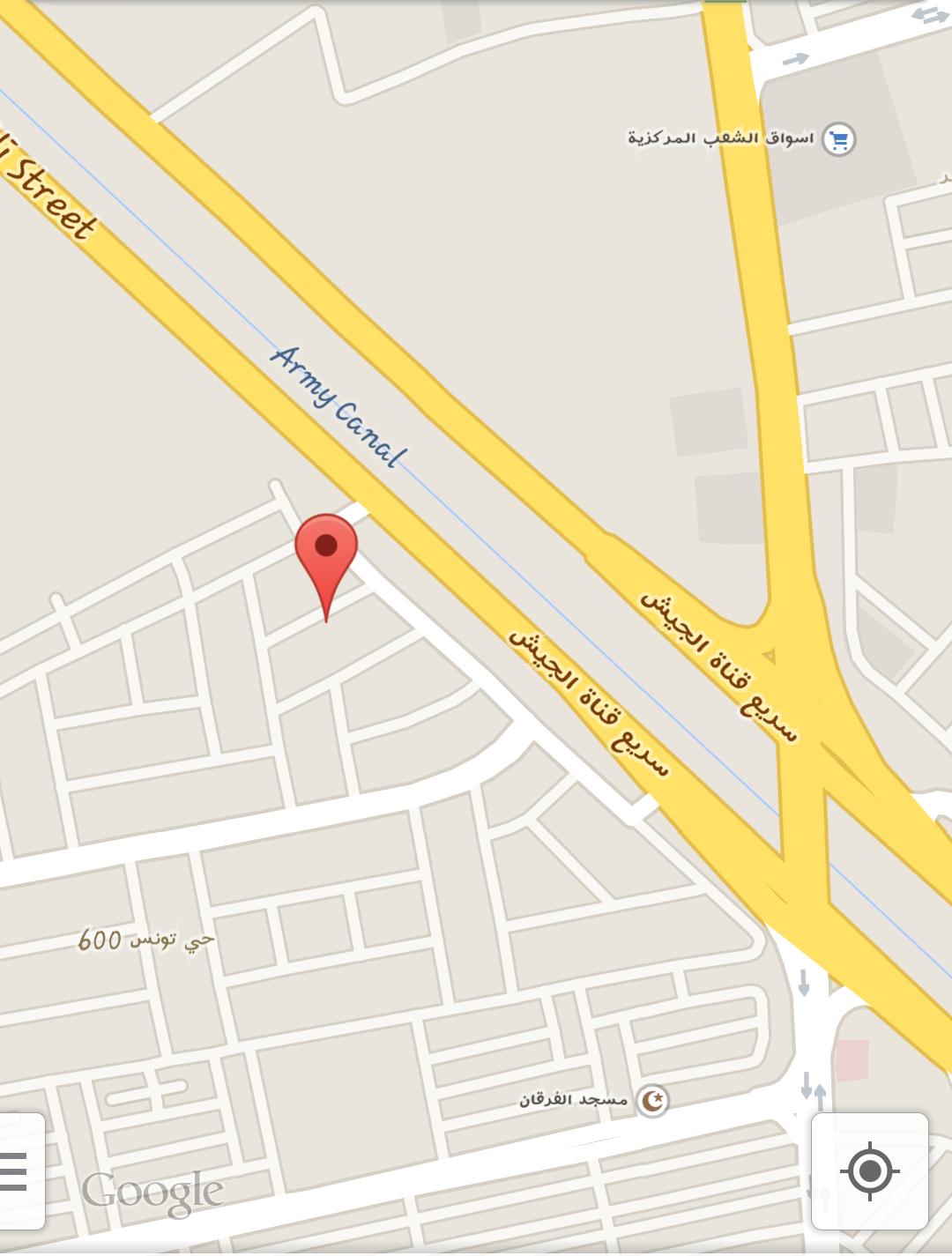 قطعة سكنية للبيع حي تونس ال600 م228م